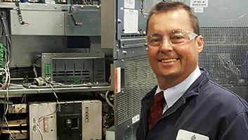 Arnie Evdokimo, the CEO of DP Air