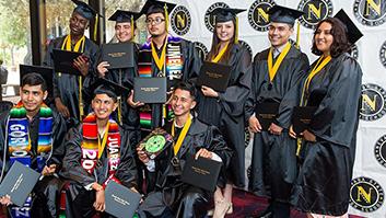 Nevada State High School Graduation